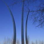 US Memorial Spires