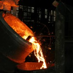 steelwork process of forging metals