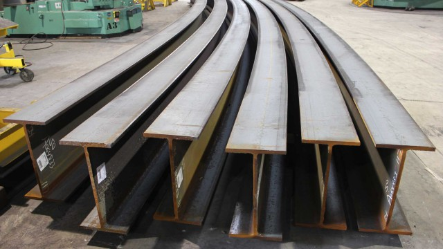 angled steel rolling