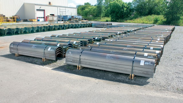 Steel Productions Components