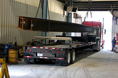 Structural steel Rolling
